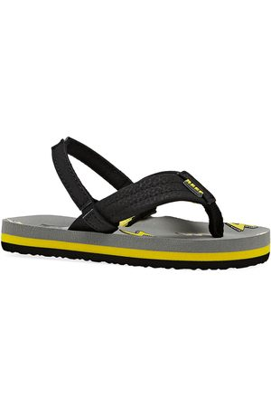 Reef Little Ahi Kids Sandals - High Voltage