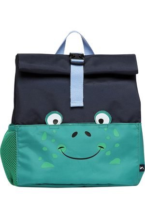 Joules Rolly Boys Backpack - Frog