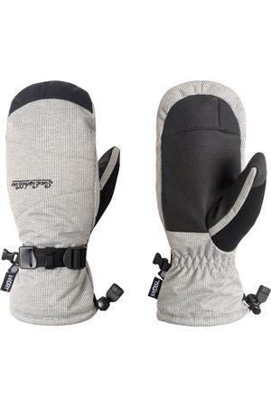 686 Paige Mitt s Snow Gloves - Birch Stripe