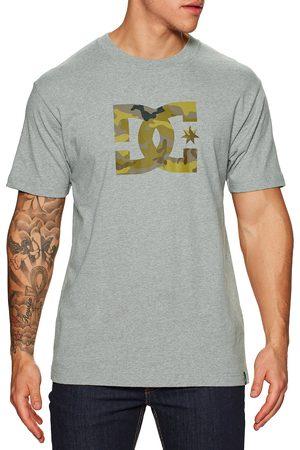 DC Star Camo s Short Sleeve T-Shirt - Heather Grey