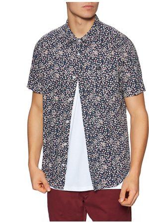 RVCA Bang On s Short Sleeve Shirt - Moody