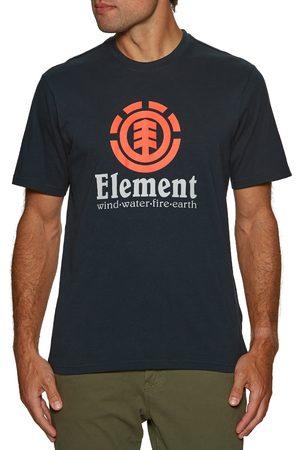 Element Vertical s Short Sleeve T-Shirt - Eclipse Navy