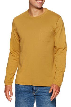 Globe Every Damn Day s Long Sleeve T-Shirt - Honey