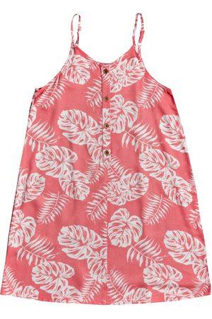 Roxy Exotic Night Girls Dress - Desert Rose Pure Bico