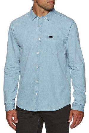 RVCA Hastings s Shirt - Denim