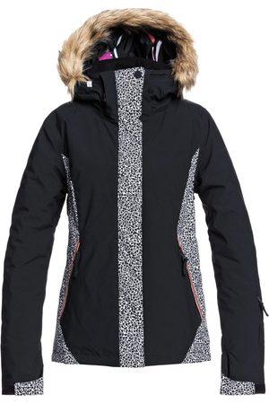 Roxy Jet Ski s Snow Jacket - True Pop Animal