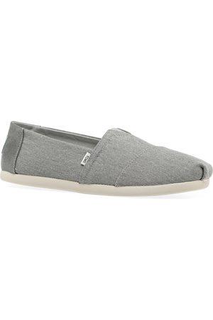 TOMS Alpargata Cloudbound s Espadrilles - Drizzle Grey Eco Dyed Twill