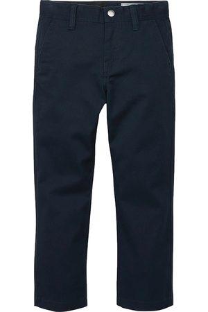 Volcom Frickin Modern Stretch Boys Chino Pant - Dark Navy