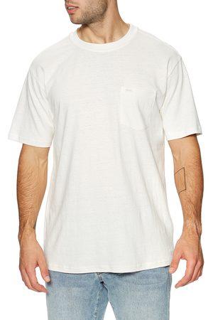 RVCA Hemp Neutral s Short Sleeve T-Shirt - Natural