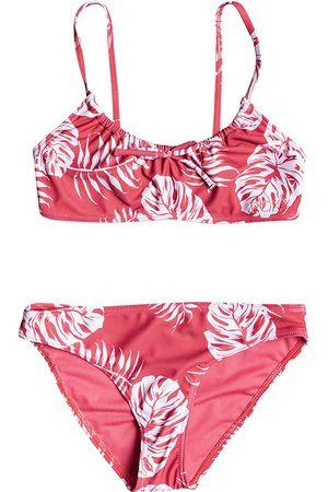 Roxy California Friends Girls Bikini - Desert Rose Pure Bico