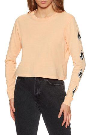 Volcom The Stones s Long Sleeve T-Shirt - Melon