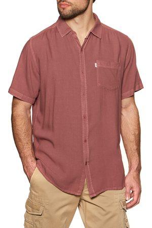 Rip Curl New Ventura s Short Sleeve Shirt - Washed