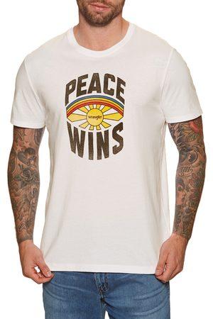Wrangler Jeans Wrangler Positive Vibe s Short Sleeve T-Shirt