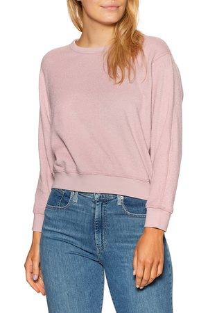 OUTERKNOWN Hightide Crew s Sweater - Thistle
