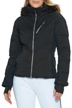 Roxy Snowstorm s Snow Jacket - True