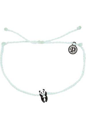 Pura Vida Panda Silver Bracelet - Winter Fresh
