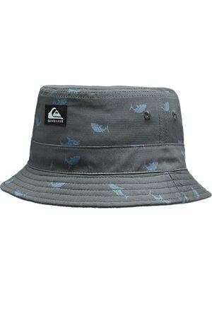 Quiksilver Boys Hats - Flounders Boys Hat - India Ink