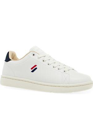 Superdry Vintage Tennis s Shoes - Optic Navy