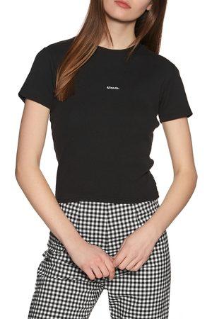 Afends Juliette Rib s Short Sleeve T-Shirt