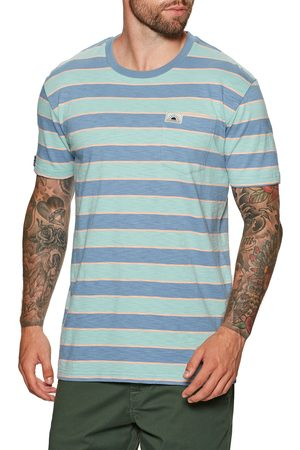 Superdry Cali Surf Relaxed Fit s Short Sleeve T-Shirt - Multi