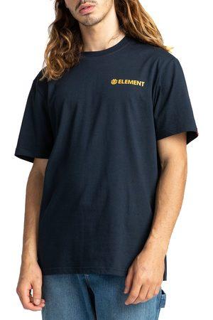 Element Blazin Chest s Short Sleeve T-Shirt - Eclipse Navy