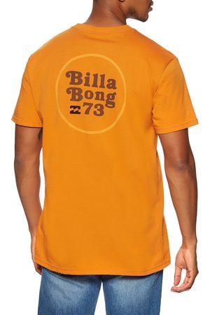 Billabong Walled s Short Sleeve T-Shirt - Dusty