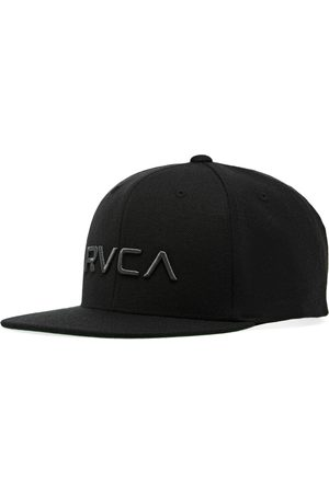 RVCA Twill Snapback Boys Cap - Charcoal