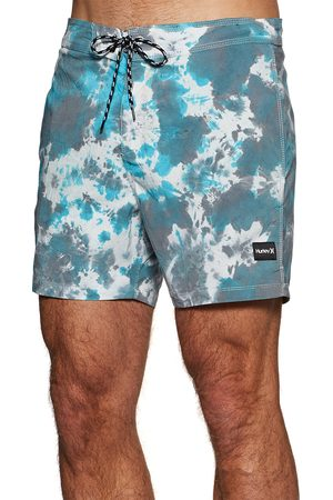 Hurley Session Tie Dye 16 inches s Boardshorts - Obsidian