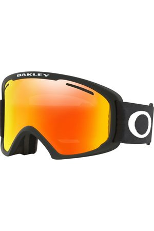 Oakley O Frame 2.0 Pro Xl Snow Goggles - ~ Fire Iridium & Persimmon