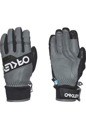 Oakley Factory Winter 2 s Snow Gloves - Uniform Grey