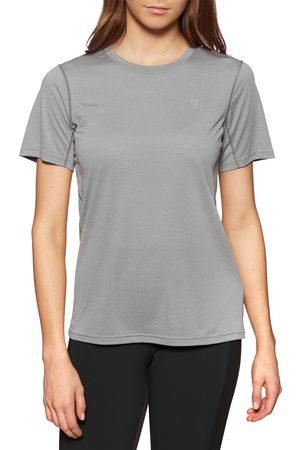 Fjällräven Abisko Day Hike s Short Sleeve T-Shirt - Shark Grey