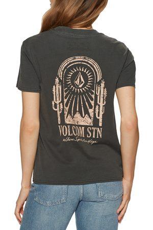 Volcom Lock It Up s Short Sleeve T-Shirt - New