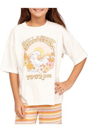 Billabong Classic Surf Girls Short Sleeve T-Shirt - Salt Crystal