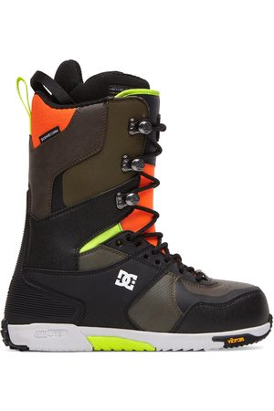 DC The Laced Boot s Snowboard Boots - Multi