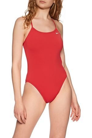 Nike Poly Solid Hydrastrong Cut-out Swimsuit - University