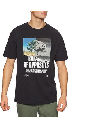 RVCA Split Truth s Short Sleeve T-Shirt