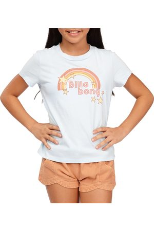 Billabong Be Groovy Girls Short Sleeve T-Shirt - Dream