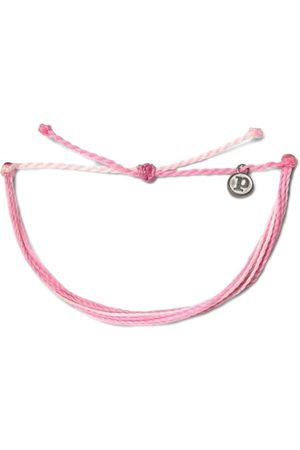 Pura Vida Charity Bracelet - Boarding 4 Breast Cancer