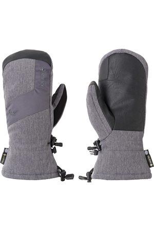 686 Mns Gore-tex Linear Mitt s Snow Gloves - Grey Melange