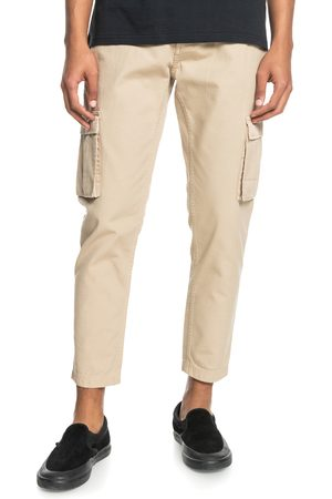 Quiksilver Cargo s Chino Pant - Plage