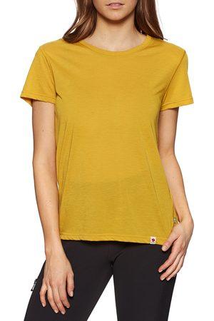 Fjallraven High Coast Lite s Short Sleeve T-Shirt - Ochre