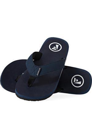 FoamLife Men Flip Flops - Tarlan s Flip Flops - Navy