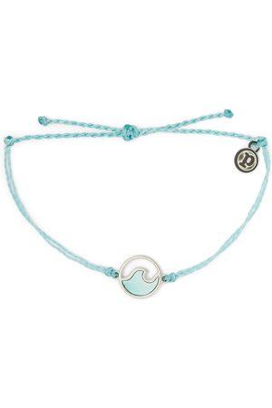 Pura Vida Stone Wave Bracelet - Crystal