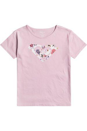 Roxy Day And Night Girls Short Sleeve T-Shirt - Dawn Dusk