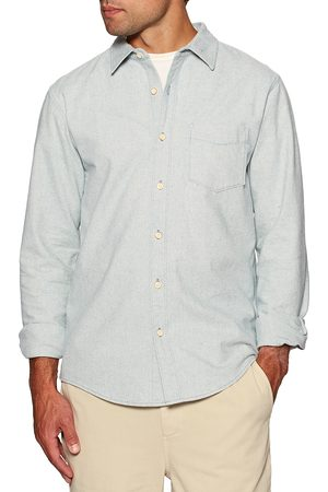 Outerknown New Denim Project Flannel s Shirt - Recycled