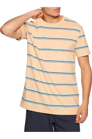 Quiksilver Coreky Mate s Short Sleeve T-Shirt - Apricot Coreky