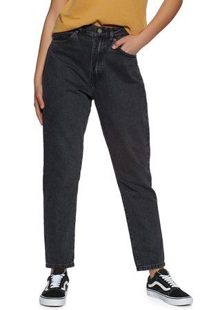 Dr Denim Nora Sky High Waist Mom s Jeans - Retro