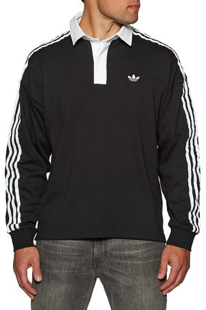 adidas Adidas Solid Rugby s Long Sleeve T-Shirt