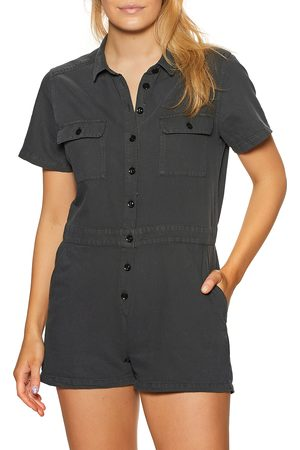 OUTERKNOWN S.e.a. Shortall Playsuit - Storm