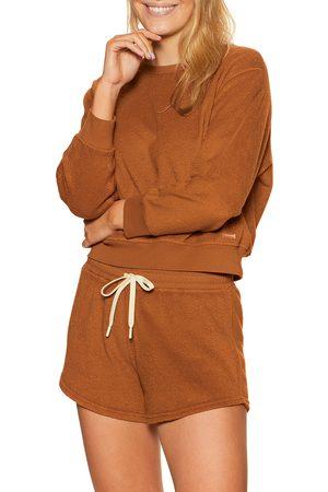 OUTERKNOWN Hightide Crew s Sweater - Cedar